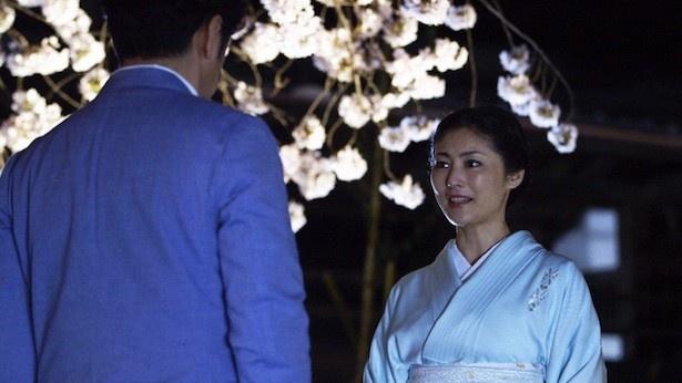 桜の季節といえば「出会いと別れ」。この男は一体…?