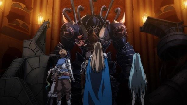 第7話「鉄の巨人」より