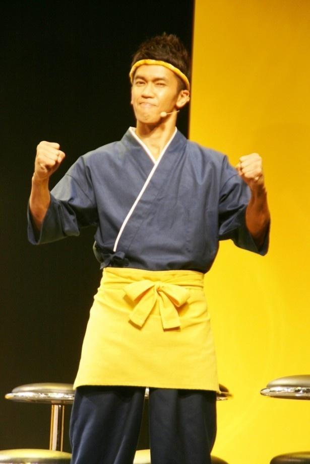 """【写真を見る】武井壮の""""宇賀ちゃん愛""""はホンモノ?"""