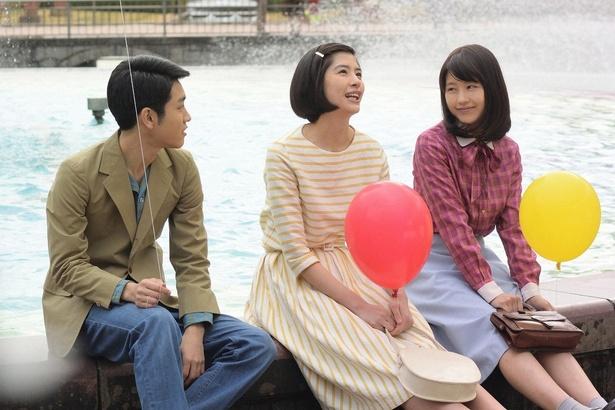 時子を元気づけるために、久々に奥茨城村トリオで会う