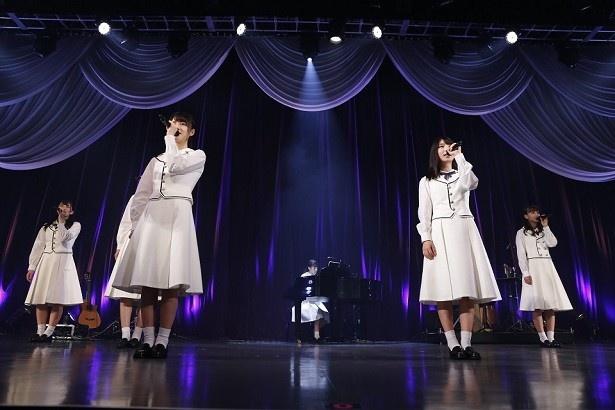 乃木坂46の名曲「君の名は希望」では、大園桃子がピアノを披露!