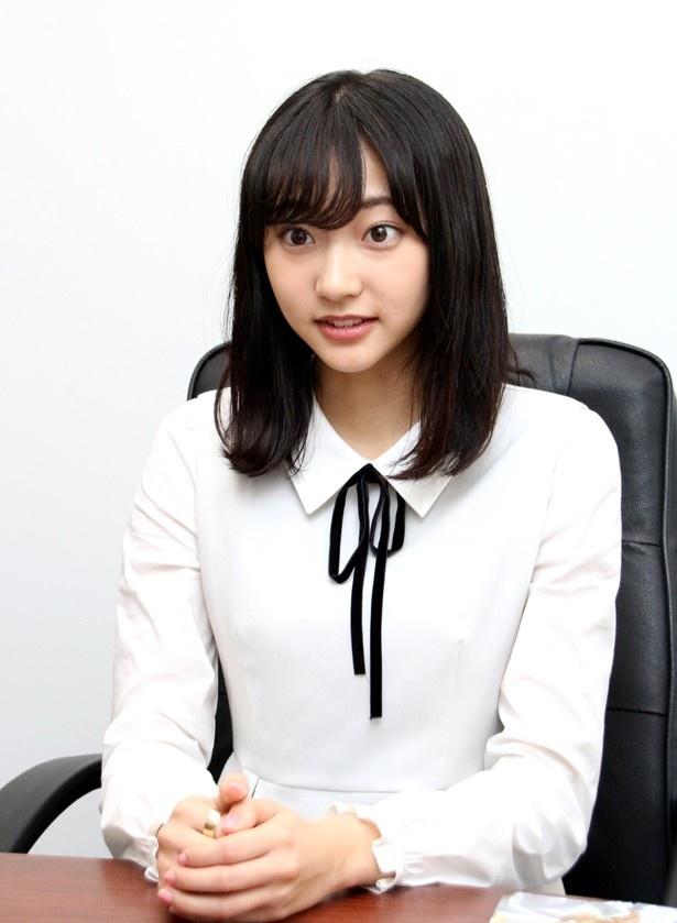 武田玲奈はダブル主演を務めた岡山天音について「すごくストイック」と印象を語る