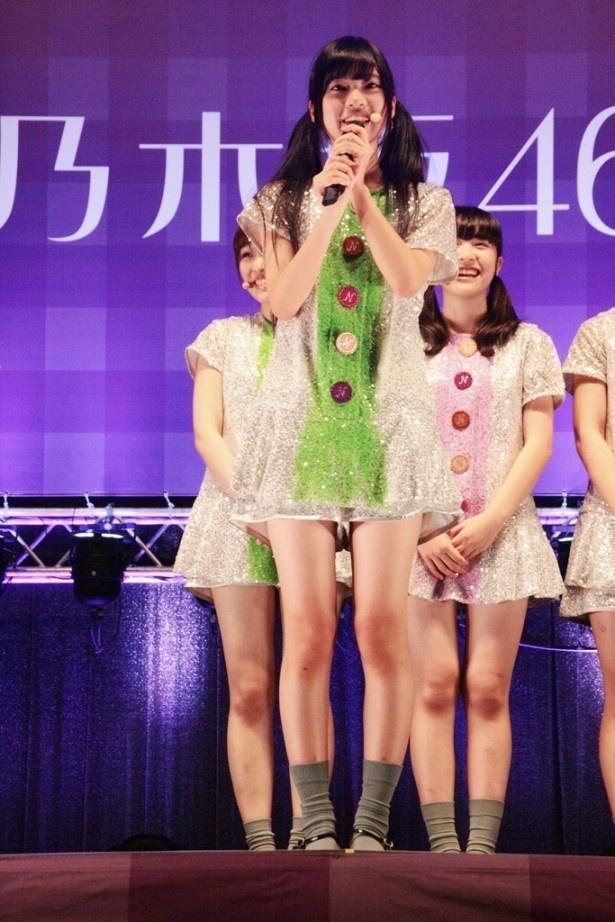 【写真を見る】エキゾチックな顔立ちの美少女、乃木坂46・寺田蘭世