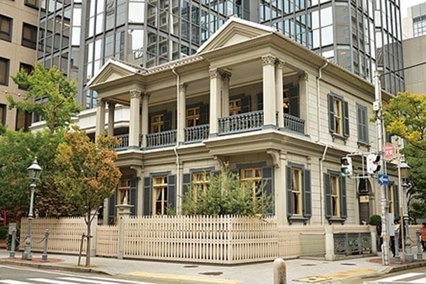 美しくレトロな建築は一見の価値あり。贅沢な空間で神戸らしい時間を/TOOTH TOOTH maison15th