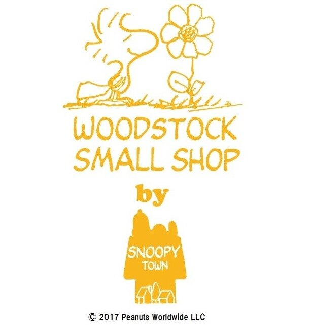 WOODSTOCK SMALL SHOP by SNOOPY TOWN Shop