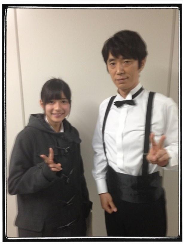 【写真を見る】ファンから「ユースケさんは髪型変わらない(笑)」とツッコミも