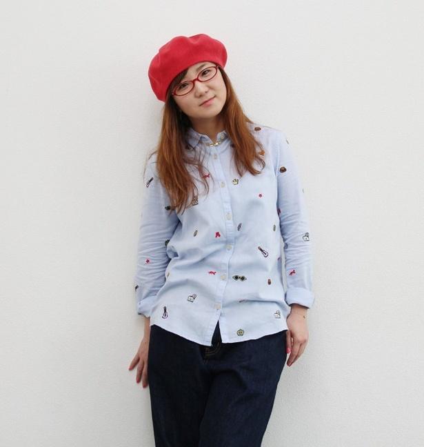 シンガーソングライター・奥華子がインタビューに応じた