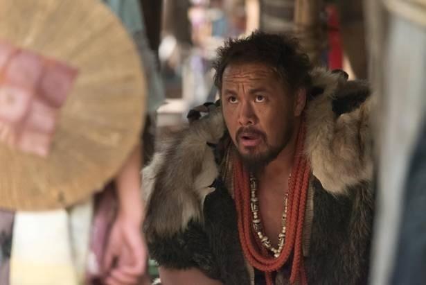龍雲丸率いる盗賊団の一員・力也を演じる真壁刀義に、「大河ドラマ」の印象を聞いた
