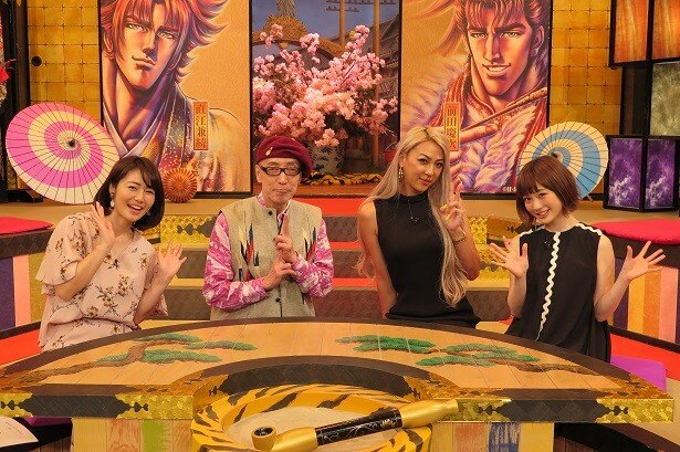 GENKINGがテリー伊藤と共演!