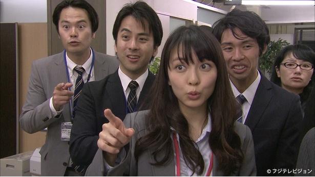 ネット上では「小島梨里杏ちゃん可愛いーー!」などの声が