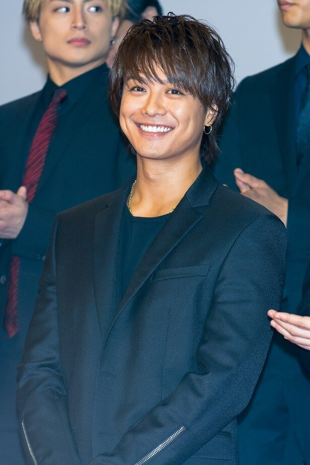 【写真を見る】オーディションでEXILE入りしたTAKAHIRO