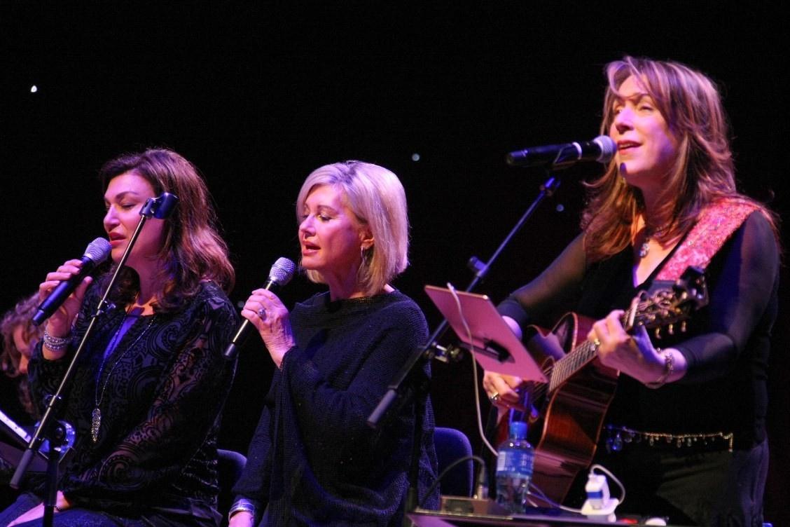 2017年1月にダブリンで開催されたコンサートでの様子