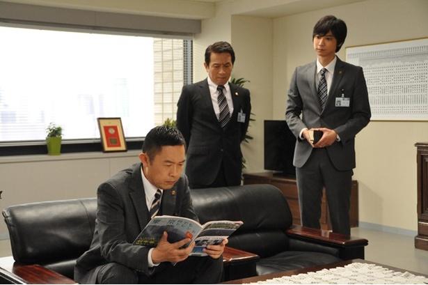 作品の見どころを、「season2になり、田中圭さんも新たに加入して、前回よりパワーアップした作品を届けられていると思います」と話した