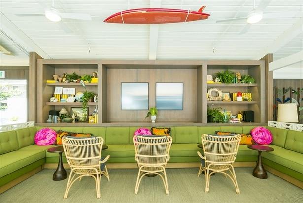 16年3月にオープンしたフォトジェニックホテル「The Surfjack Hotel&Swim Club」(ザ・サーフジャック・ホテル&スイム・クラブ)