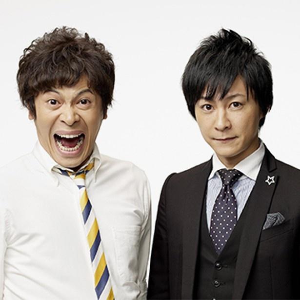 5月21日(日)は、岐阜県出身のお笑いコンビ「流れ星」がステージを盛り上げる