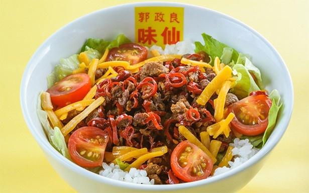 「味仙」の「味仙 まかない丼」