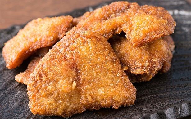 【写真を見る】「肉山 名古屋」の「肉山の豚カツ」