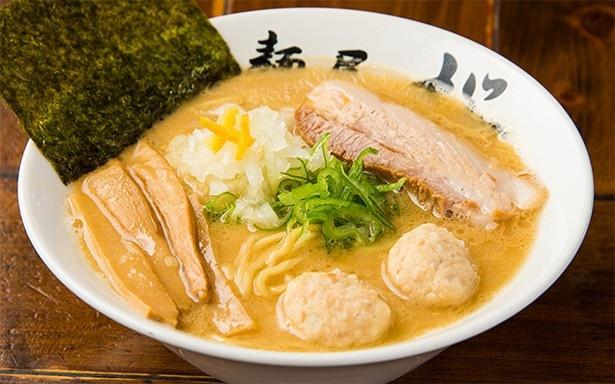 「麺屋 桜」の「桜まかないラーメン」