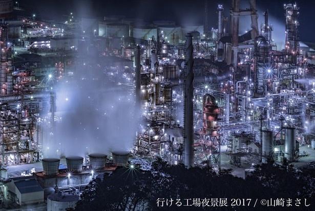 Instagram communityで合計約15万人のフォロワーを持つ@japan_night_viewや@japan_daytime_viewを運営する、山崎まさし氏の作品