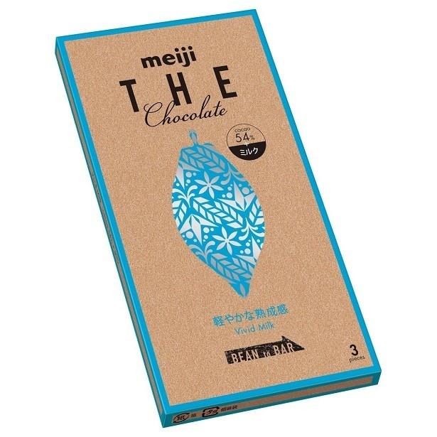 【写真を見る】5月30日(火)から全国発売される「明治ザ・チョコレート 軽やかな熟成感ビビッドミルク」