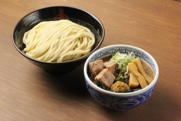 「三田製麺所」のつけ麺