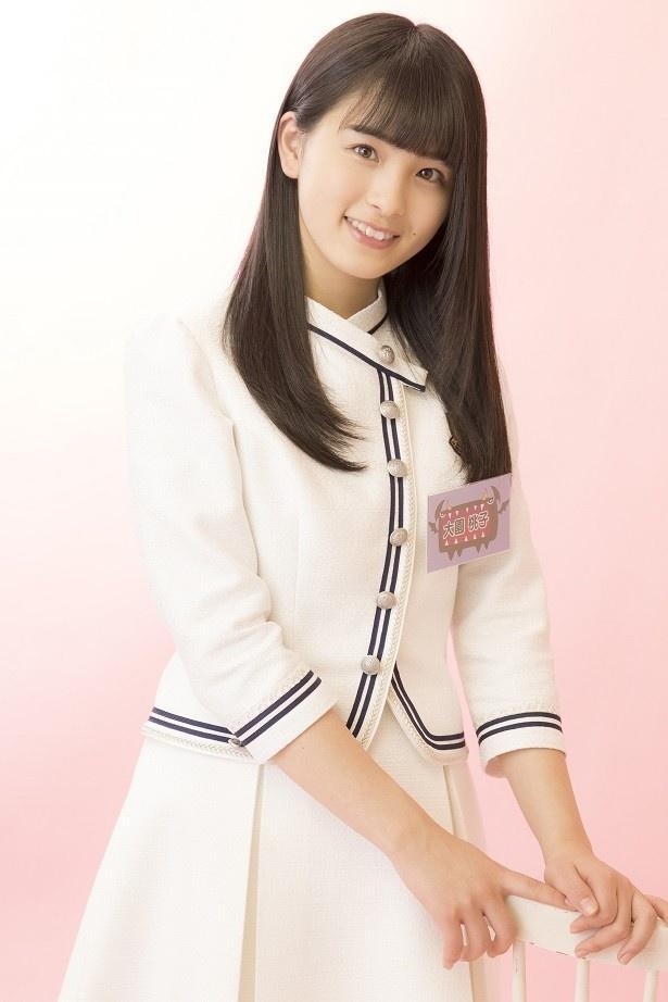 大園は「NOGIBINGO!8」の初回ではイジリ―岡田のドッキリの洗礼に号泣!
