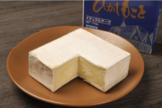 大空町/「ひがしもこと乳酪館」のカマンベールチーズ
