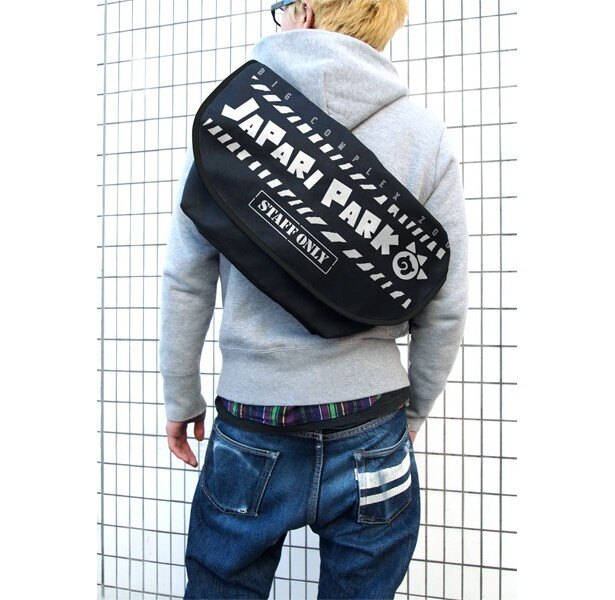 サーバルと一緒に通勤通学できる「けものフレンズ」メッセンジャーバッグが登場!