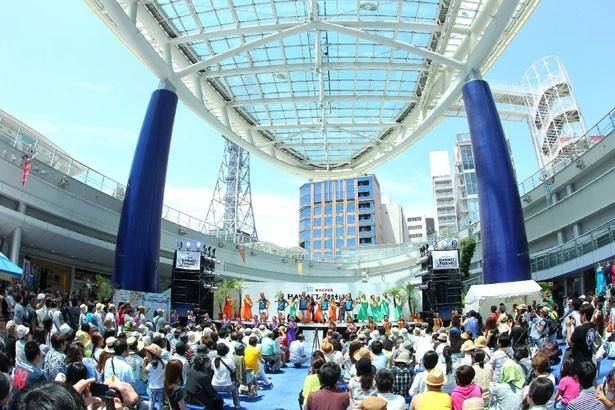 名古屋がハワイアンムード一色に染まる「JST ナゴヤハワイフェスティバル 2017」