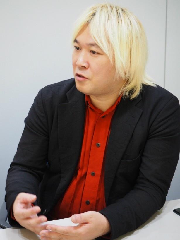 自身も小学生時代にプロレスを見ていたという津田大介