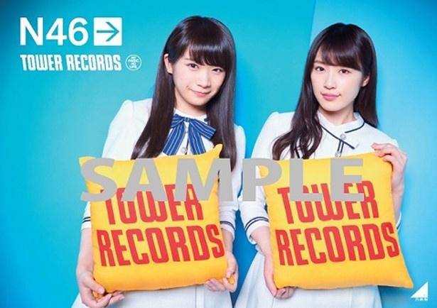 「ワーレコード・オリジナルB2ポスター 乃木坂」の画像検索結果