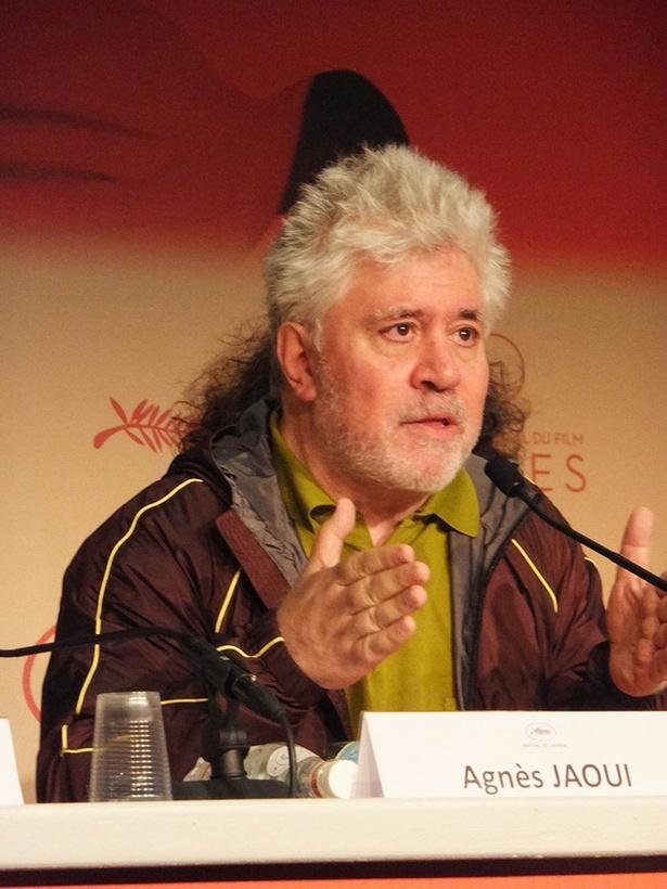 カンヌ国際映画祭2017年の審査委員長はペドロ・アルモドバル監督