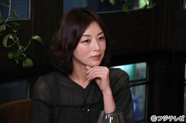 【写真を見る】坂上忍が「相変わらず、きれいだね」と評する美人女優って?