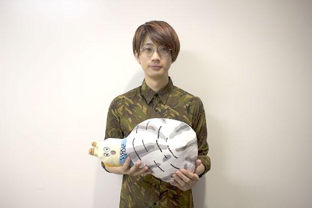 江口拓也がアニメ「朝だよ!貝社員」に「ヒ貝」役で出演