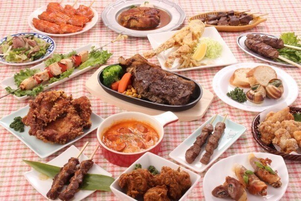 「世界の肉フェスタ」