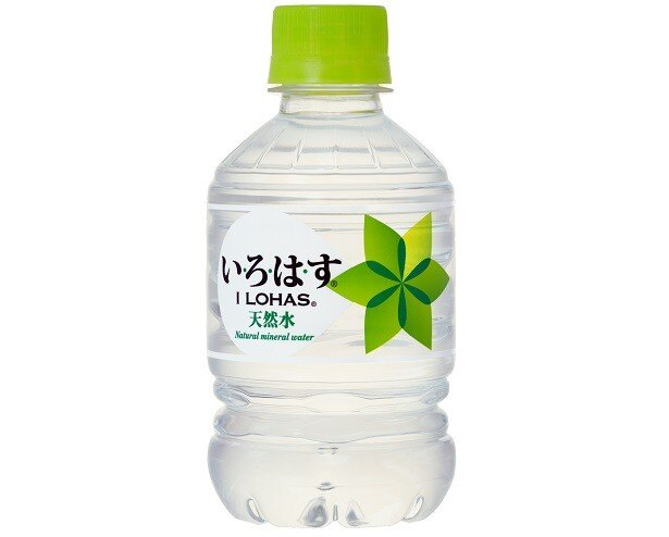 【写真を見る】285ml PETボトル(税別98円)