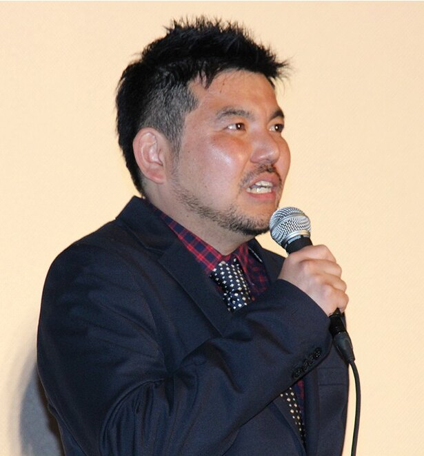 永江二朗監督は「フラフラになりながら、誰か倒れるんじゃないかっていう状況の中、みんなで死力を尽くして作りました」と撮影について明かす