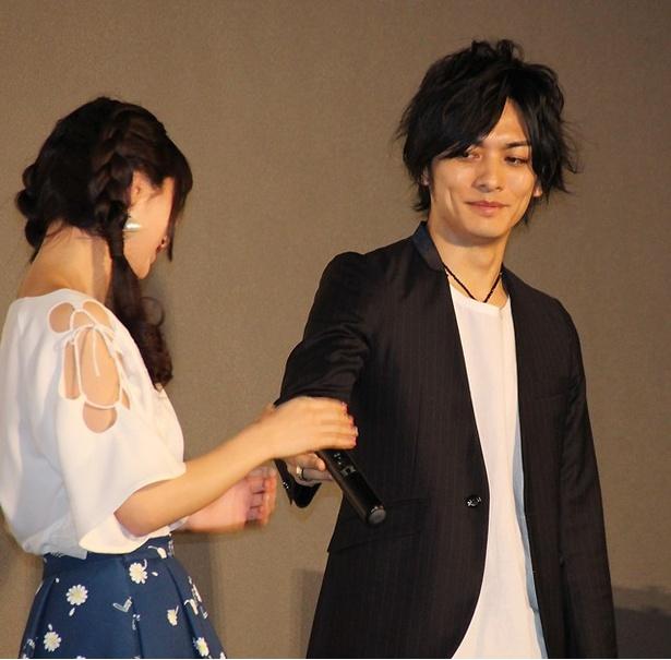 久保田は友情について「とうに昔に捨てました!」と話し、笑いを誘っていた
