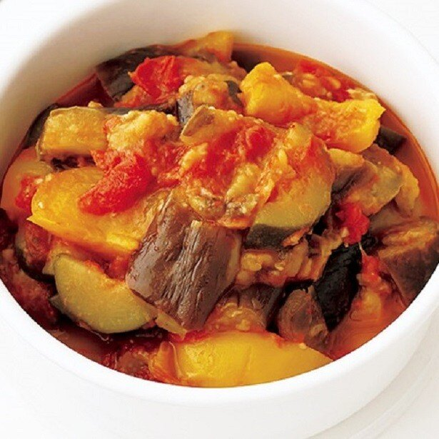 野菜のうまみがギュッと凝縮。できたてもおいしいけれど、冷やして食べるとさらに美味