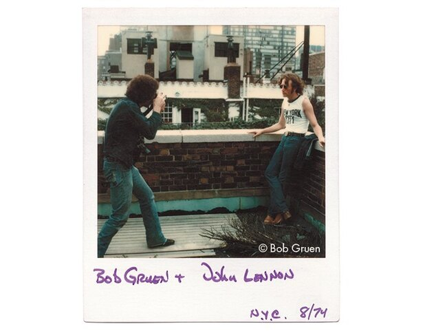 ロックンロールの世界で最も知られる写真家BOB GRUEN写真展が開催