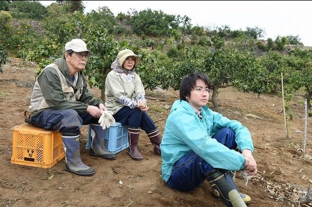5月19日(金)放送の第6話では、深瀬(藤原)が広沢(小池徹平)の故郷・愛媛へ