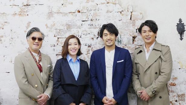大谷亮平と須藤理彩が、Skoop On SomebodyのMVに出演!