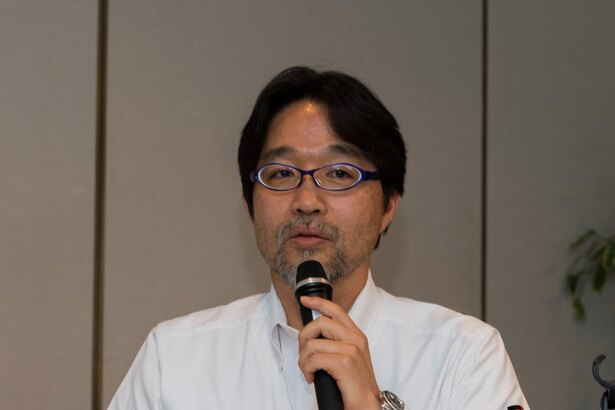 「強くなるためには、人を鍛えることが必要」と語る村田GR開発部長