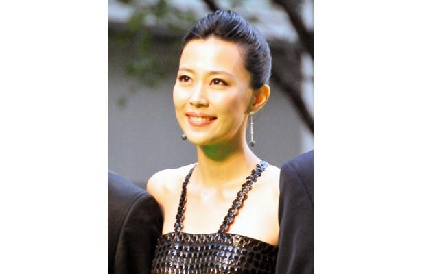木村佳乃、この微笑みは20代には出せない!?