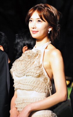 2年連続で、最も美しい30代に選ばれたリン・チーリン(33)は「レッドクリフ part1」に出演