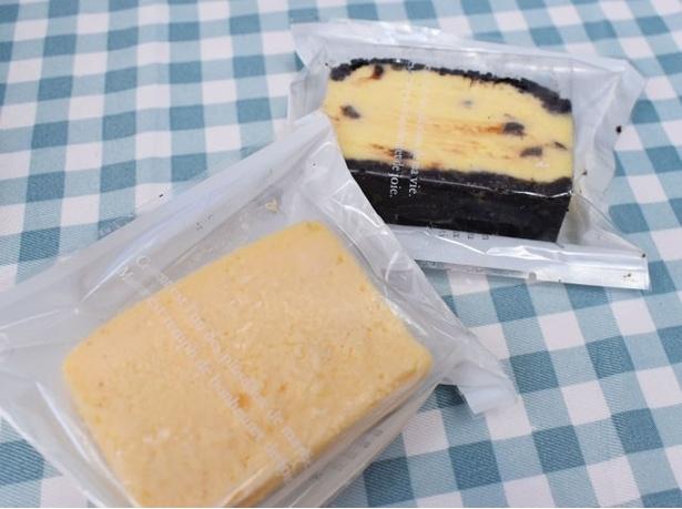 チーズケーキ専門店「KAKA」が出店。4種のチーズを使い、コクと酸味のバランスが絶妙
