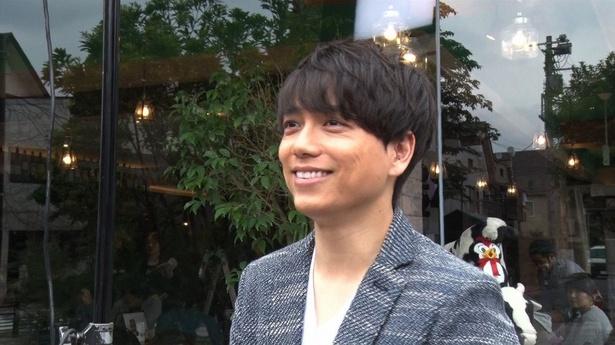 5月22日(月)放送の「ビビット」(TBS系)で山崎育三郎に密着!