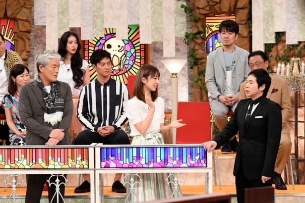"""【写真を見る】ママ友とのトラブルには小倉優子と陣内孝則が""""絶対絶命アンサー""""を答えるが果たして…!?"""