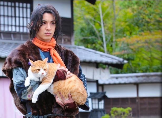 「猫忍」で映画初主演となる大野拓朗