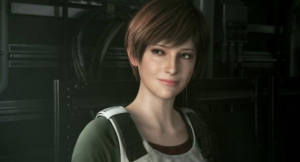 【写真を見る】ゲームからは人気の女性キャラ、レベッカ・チェンバースも登場